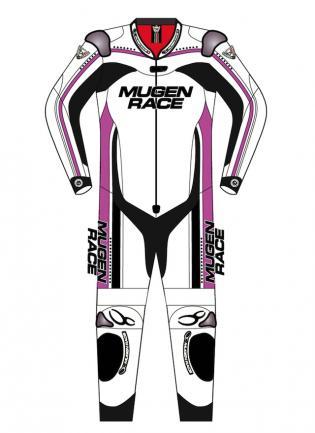 MNR-1504-LS1 white/black/pink