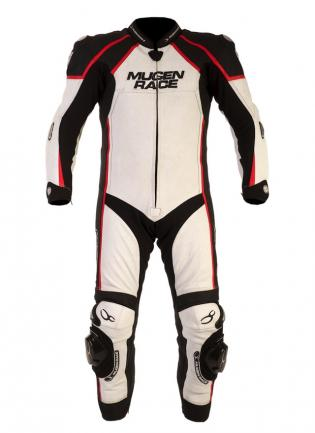 MNR-1502-LS1 white/black/red