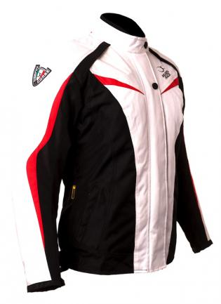 MNR-1528-NJ white/black/red