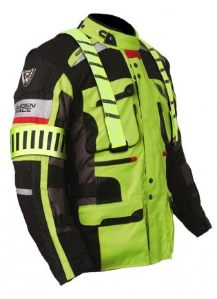 MNR-1534-NJ fluo-green/black
