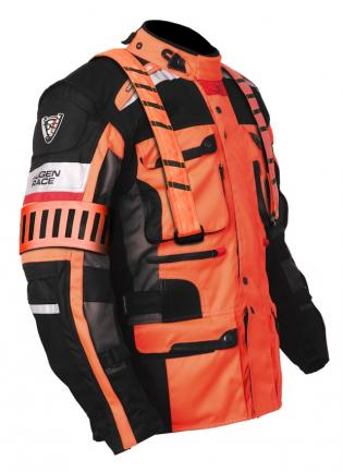 MNR-1534-NJ fluo-orange/black