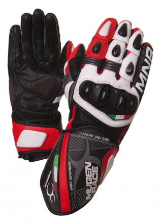 MNR-1570-G black/white/red
