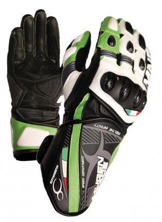 MNR-1570-G black/white/green