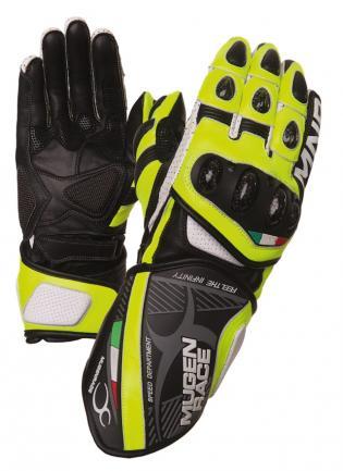 MNR-1570-G black/fluo-green/white