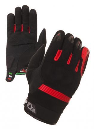 MNR-1580-G black/red