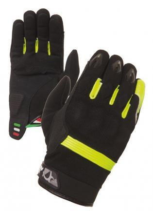 MNR-1580-G black/fluo-green