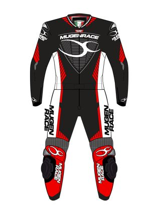 LS2-MNR-1711 Black/White/Red