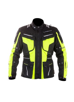 NJ-MNR-1842 FLUO YELLOW/BLACK