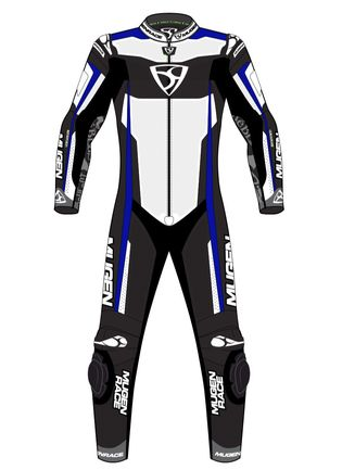LS1-MNR-2001 BLACK/WHITE/BLUE