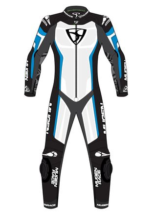 LS1-MNR-2009 LADIES BLACK/WHITE/BLUE