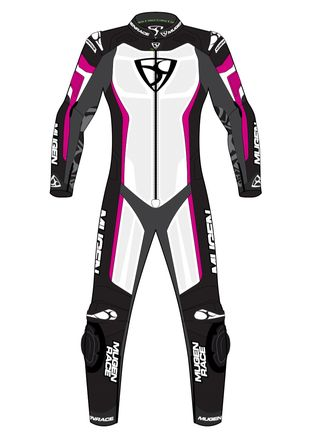 LS1-MNR-2009 LADIES BLACK/WHITE/PINK
